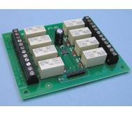 RLY08 - 8 Channel Relay Module