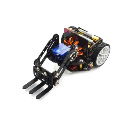 micro:Maqueen Mechanic - Forklift