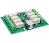 USB-RLY08-C - 8 Channel Relay Module