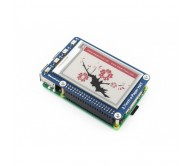 "2.7"" E-Ink display HAT for Raspberry Pi - three-color (264x176)"