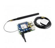 Raspberry Pi - 4G / 3G / 2G / GSM / GPRS / GNSS HAT - LTE CAT4