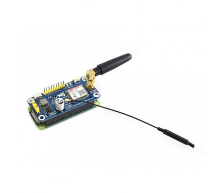 GSM/GPRS/Bluetooth HAT for Raspberry Pi